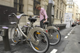 ECF Launched European Platform for Bike Sharing