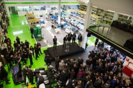 Silence Inaugurates E-Scooter and Battery Production Plant