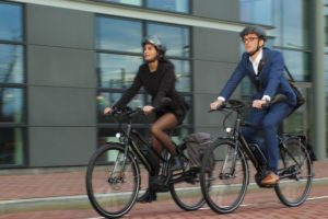 Dutch Standard a Basis for EU Speed E-Bike Helmet Norm