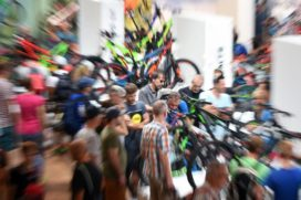 Eurobike Attracts More and More Start-ups