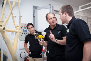 One-Stop-Shop Platform for Frame Finishing Launched at Eurobike