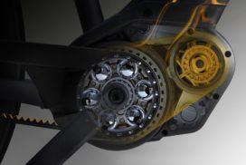 World Premiere: Conti – NuVinci Integrated Mid-Motor