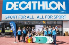 Decathlon in Germany Counts Over 40 Outlets in 2017
