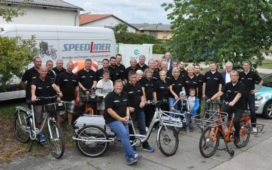 Speedliner Mobility收購破產的自行車製造商Euro-Bike