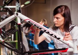European Funding for Kross' Carbon Frame Facility