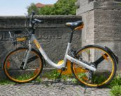 Rental Bike Giant Obike Invades Germany