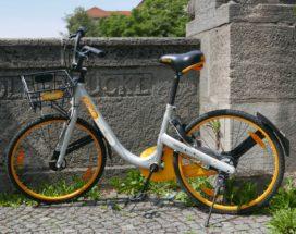 Rental Bike Giant Obike Invades Germany