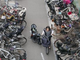 E-Bikes Shine in Dull Japan Market