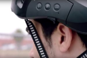 Bluetooth Communication and Camera Integrated Helmet