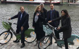 2nd Generation Vélib' Métropole Bicycles and E-Bikes Presented in Paris