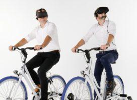 Virtual Reality Cycling Simulator Nominated for World Smart City Award