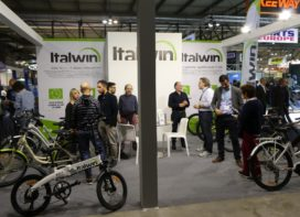 Bicycles Return to EICMA Thanks to E-Bikes