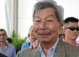 Funeral of KMC Founder Charles Wu