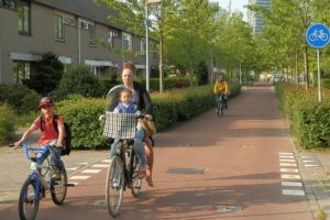 Leading Cycling Nation Continues to Invest in Biking Infrastructure