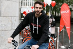 Bike Sharing System Mobike Introduced in Berlin