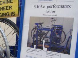 EN 15194電動自行車安全標準修訂版開始實行