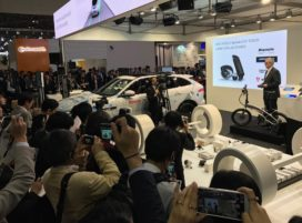 European E-Bike Technology Introduced in Japan