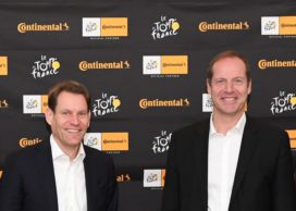 Tour de France Will Turn Continental Orange