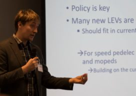 Summit Shows Huge Potential for Light Electric Vehicles