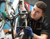 Halfords UK Sees Strong Sales Growth in Cycling