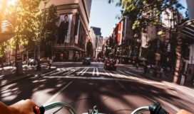 Trek and Ford Present Advancements in Active-Cycling Safety with Bike-to-Vehicle Communication