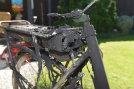 Underrated E-Bike Battery Fire Hazards Call for Attention on Safe Storage