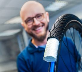 Schwalbe Takes Airless Tyres To Next Level