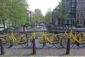 電動自行車讓荷蘭市場起死回生