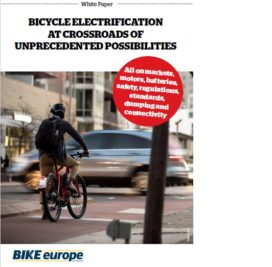 Whitepaper Highlights Unprecedented Possibilities of Bicycle Electrification