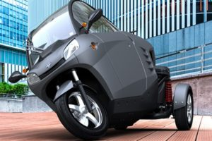 Accell Group Invests in 3-Wheeled LEV