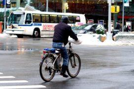 Breakthrough for E-Bike Legislation (and Use) in America
