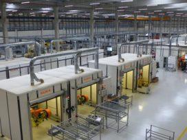 歐洲機器人製造電動自行車鋁合金車架計畫正式展開