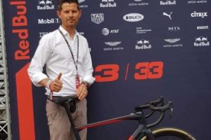 BMC Cooperates with Red Bull Advanced Technologies