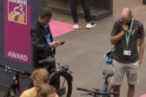 Eurobike Presents Start-Up Pitch Awards