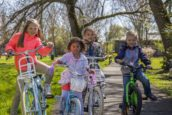 Children's bikes have vanished from shops, not from the market'