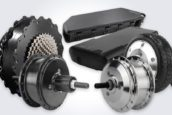 Ansmann Showcasing Hub Motors and Full Drive Solutions at Eurobike