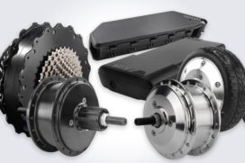 Ansmann Showcasing Hub Motors and Full Drive Solutions at Eurobike