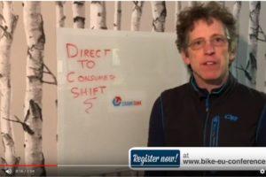 Bike Europe講座特邀Scott Montgomery主講「直接面對消費者之轉變」