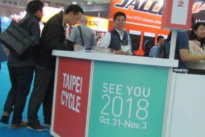 從台北國際自行車展看台灣自行車產業的重心轉移