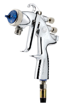 Manual airspray gun PILOT Premium.