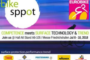 The bike sppot is coming to Eurobike