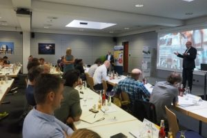 Bike Europe Conference on Turning Data into Value