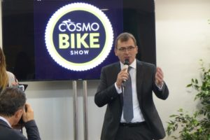 Italian CosmoBike Shifts to Consumer Focus and Scheduled for February