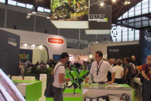 Eurobike之電動自行車轉型