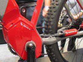 Sachs Celebrates Rebirth at Eurobike as Brand for E-Bike Parts