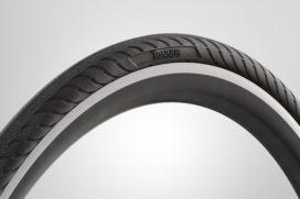Tannus Airless tires keep ten steps ahead leaving copycats behind