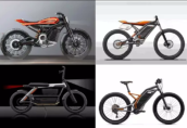 Harley Davidson Looking for New Markets; Shows E-Bike Concepts