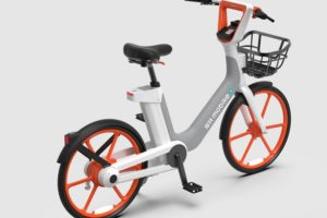 Mobike Moves into Power-Assisted and Full Electric Bikesharing